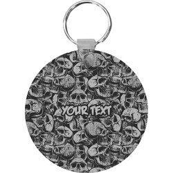 Skulls Keychains - FRP (Personalized)
