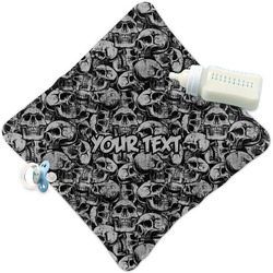 Skulls Security Blanket (Personalized)