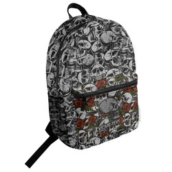Skulls Student Backpack (Personalized)