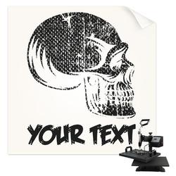 Skulls Sublimation Transfer (Personalized)