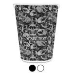 Skulls Waste Basket (Personalized)