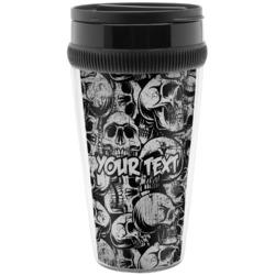 Skulls Travel Mugs (Personalized)
