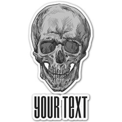 Skulls Graphic Decal - Custom Sizes (Personalized)