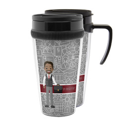 Lawyer / Attorney Avatar Acrylic Travel Mugs (Personalized)