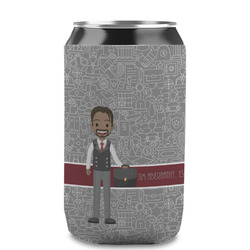 Lawyer / Attorney Avatar Can Sleeve (12 oz) (Personalized)