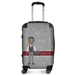Lawyer / Attorney Avatar Suitcase (Personalized)