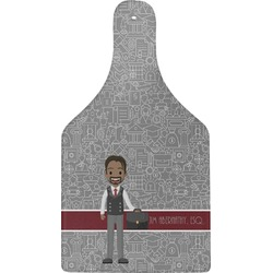 Lawyer / Attorney Avatar Cheese Board (Personalized)
