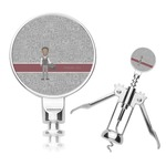 Lawyer / Attorney Avatar Corkscrew (Personalized)