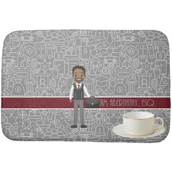 Lawyer / Attorney Avatar Dish Drying Mat (Personalized)