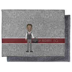 Lawyer / Attorney Avatar Microfiber Screen Cleaner (Personalized)