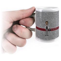 Lawyer / Attorney Avatar Espresso Cups (Personalized)