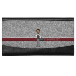 Lawyer / Attorney Avatar Genuine Leather Ladies Wallet (Personalized)