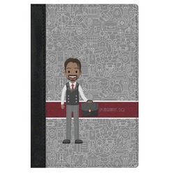 Lawyer / Attorney Avatar Genuine Leather Passport Cover (Personalized)