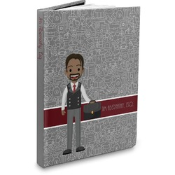 Lawyer / Attorney Avatar Hardbound Journal (Personalized)
