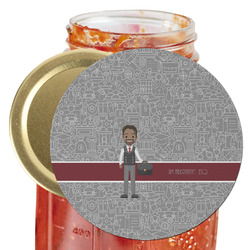 Lawyer / Attorney Avatar Jar Opener (Personalized)