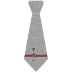 Lawyer / Attorney Avatar Iron On Tie (Personalized)