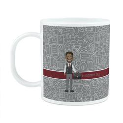 Lawyer / Attorney Avatar Plastic Kids Mug (Personalized)