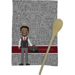 Lawyer / Attorney Avatar Kitchen Towel - Full Print (Personalized)