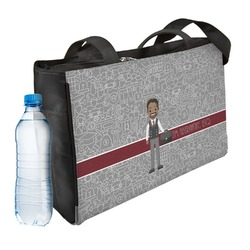 Lawyer / Attorney Avatar Ladies Workout Bag (Personalized)
