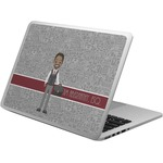 Lawyer / Attorney Avatar Laptop Skin - Custom Sized (Personalized)