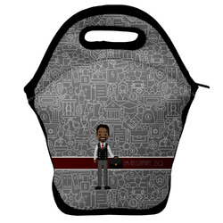 Lawyer / Attorney Avatar Lunch Bag (Personalized)