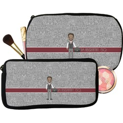 Lawyer / Attorney Avatar Makeup / Cosmetic Bag (Personalized)
