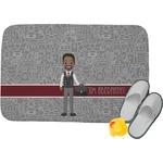 Lawyer / Attorney Avatar Memory Foam Bath Mat (Personalized)
