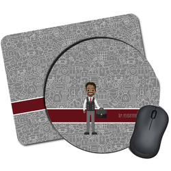 Lawyer / Attorney Avatar Mouse Pads (Personalized)