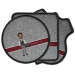 Lawyer / Attorney Avatar Iron on Patches (Personalized)