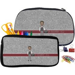 Lawyer / Attorney Avatar Pencil / School Supplies Bag (Personalized)