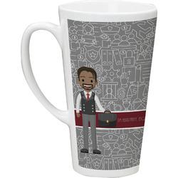 Lawyer / Attorney Avatar 16 Oz Latte Mug (Personalized)
