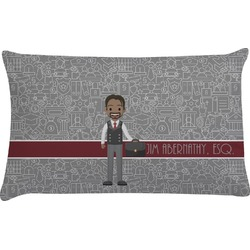 Lawyer / Attorney Avatar Pillow Case (Personalized)