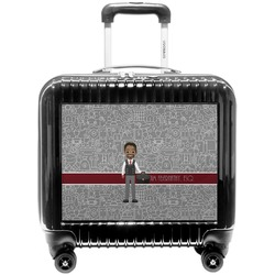 Lawyer / Attorney Avatar Pilot / Flight Suitcase (Personalized)