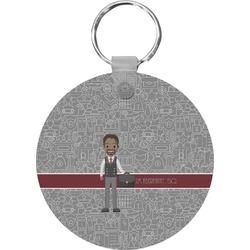 Lawyer / Attorney Avatar Keychains - FRP (Personalized)
