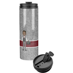 Lawyer / Attorney Avatar Stainless Steel Travel Tumbler (Personalized)