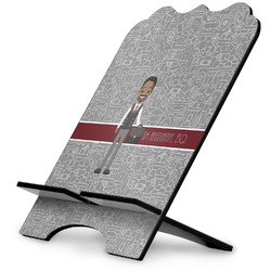 Lawyer / Attorney Avatar Stylized Tablet Stand (Personalized)
