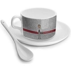 Lawyer / Attorney Avatar Tea Cup - Single (Personalized)