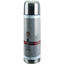 Lawyer / Attorney Avatar Stainless Steel Thermos (Personalized)