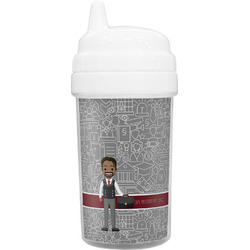 Lawyer / Attorney Avatar Sippy Cup (Personalized)