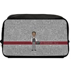 Lawyer / Attorney Avatar Toiletry Bag / Dopp Kit (Personalized)