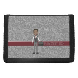 Lawyer / Attorney Avatar Trifold Wallet (Personalized)