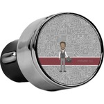 Lawyer / Attorney Avatar USB Car Charger (Personalized)