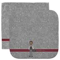 Lawyer / Attorney Avatar Facecloth / Wash Cloth (Personalized)