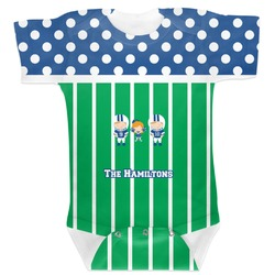 Football Baby Bodysuit (Personalized)