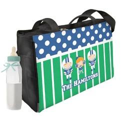 Football Diaper Bag (Personalized)