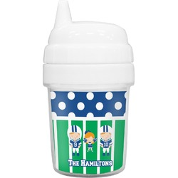 Football Baby Sippy Cup (Personalized)
