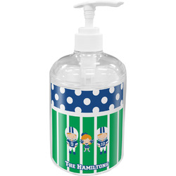 Football Soap / Lotion Dispenser (Personalized)