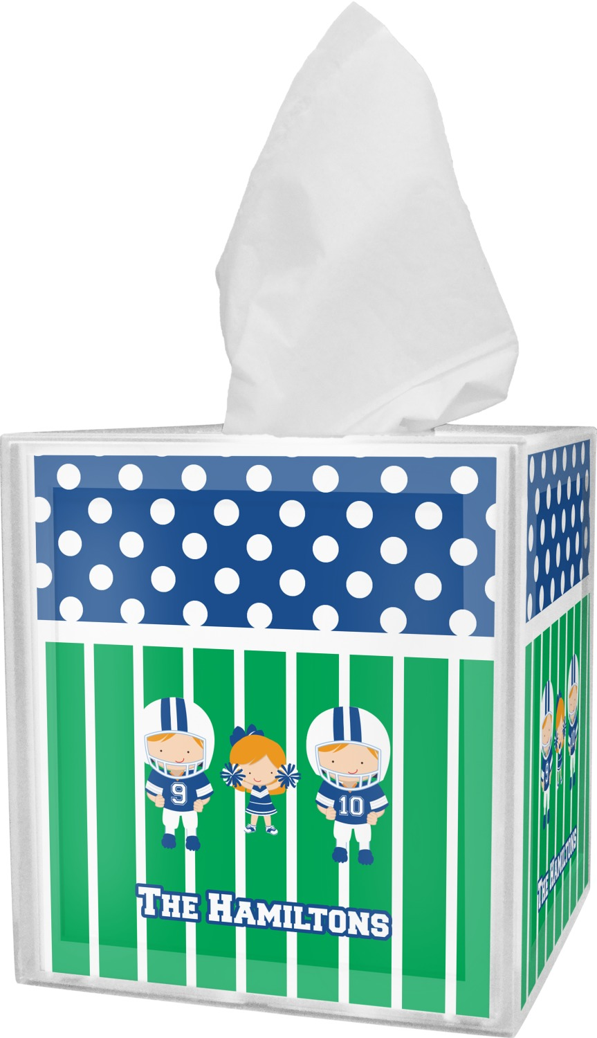Football Bathroom Accessories Set Personalized