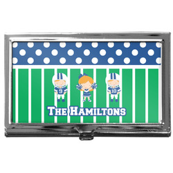 Football Business Card Case
