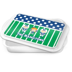Football Cake Pan (Personalized)